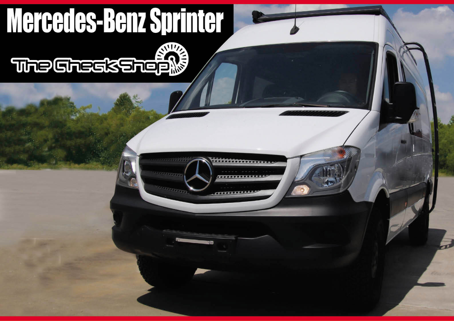 メルセデス ベンツ スプリンター(Mercedes-Benz Sprinter )「キャンピング仕様」と「トランスポーター仕様」どっちにする? カスタム(水上バイク)