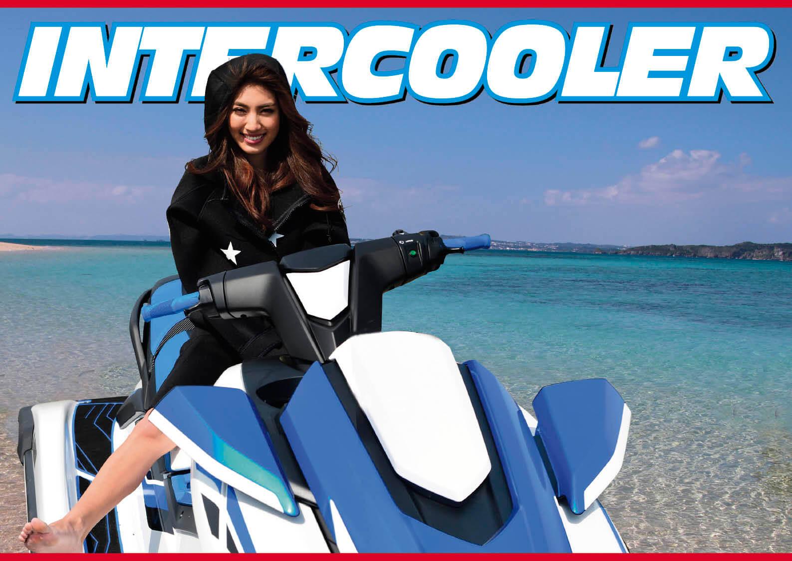 「インタークーラー」メカが分かるとジェットはもっと面白い! ジェットスキー(水上バイク)
