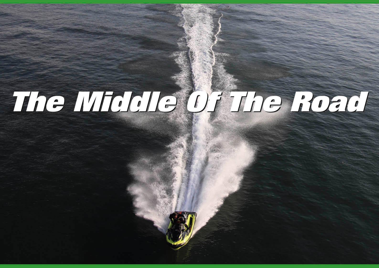 真ん中を歩こう ジェットスキーコラム(水上バイク)
