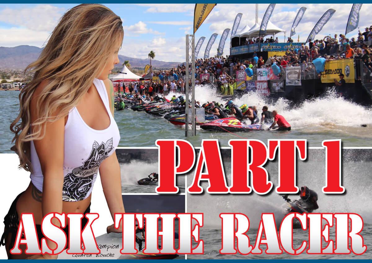 ジェットスキー 本物のレーサーが語る「レースの楽しさ」とは? PART1