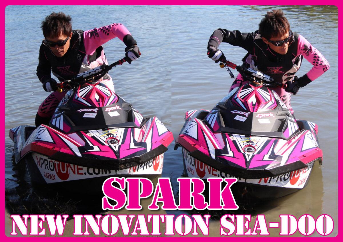 SPARKのみが出場できるレースで、1番になったレーサーの物語 その2