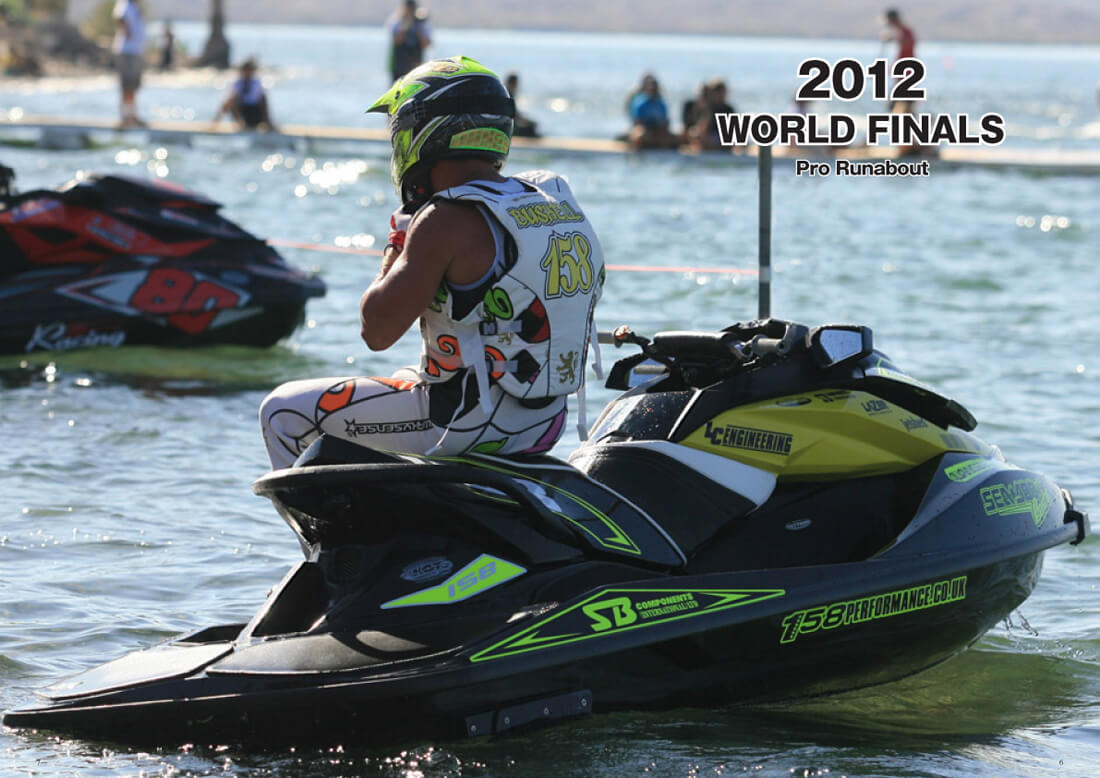 2018 World Finals Pro Runabout
