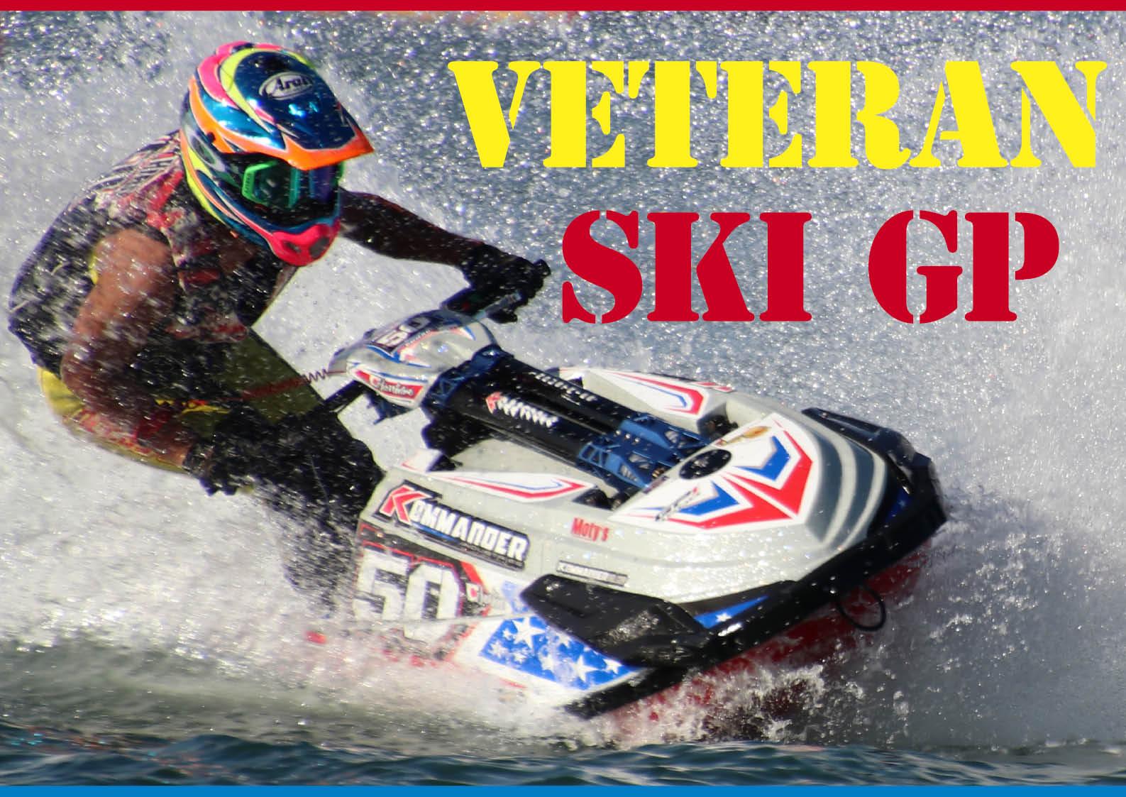 日本人で唯一の世界チャンピオン・ベテランズスキーGPクラス 2019年 ワールドファイナル ジェットスキー(水上バイク)のメジャーレース