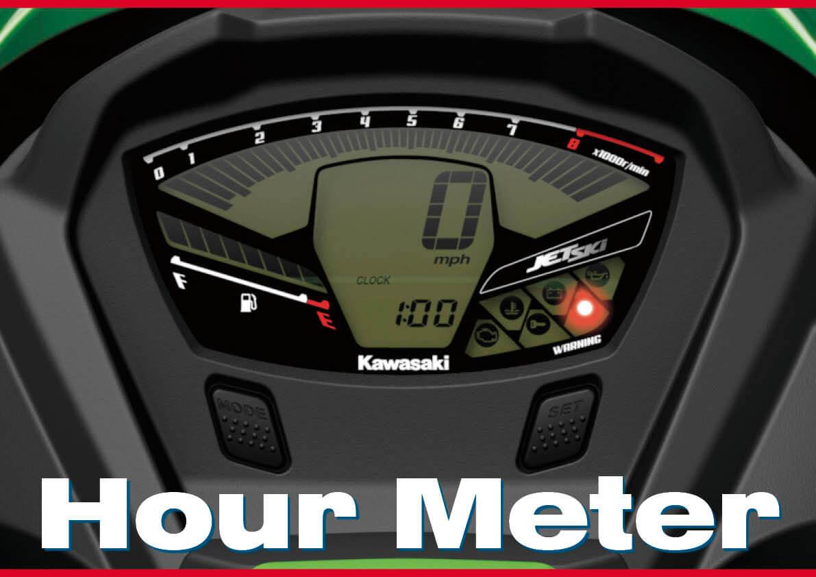 """「ジェット・中古艇の査定には""""アワーメーター""""(総使用時間)」「クルマ・中古車の査定には""""オドメーター""""(総走行距離)」 アワーメーターとオドメーターは、同等の意味を持つの? ジェットスキー(水上バイク)"""