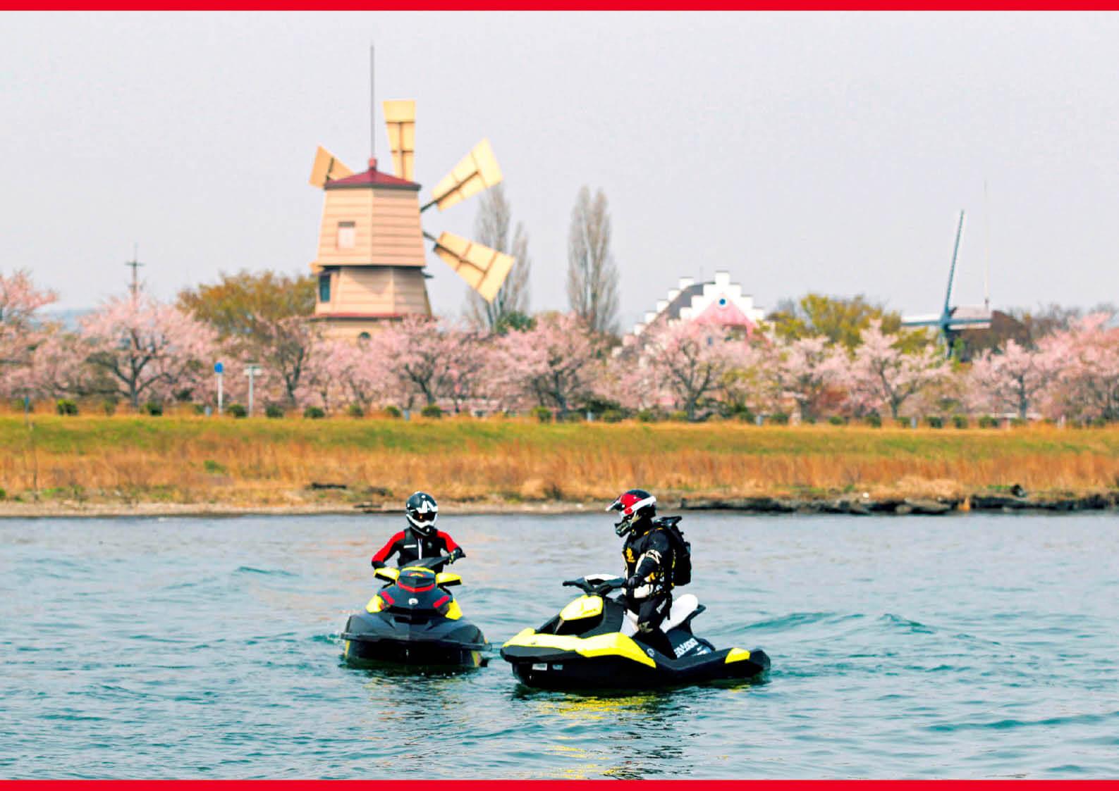 ジェットスキーで、「日本1周」はできるの?どこまで行ける? (水上バイク)