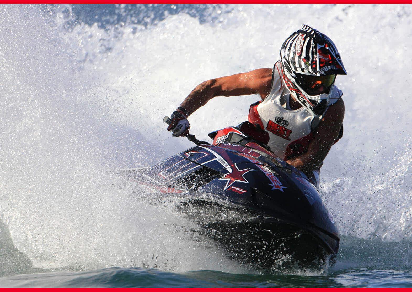 ジェットスポーツ・目の前には、いつも「強いアメリカ」があった、あの頃… 【コラム】 ジェットスキー(水上バイク)