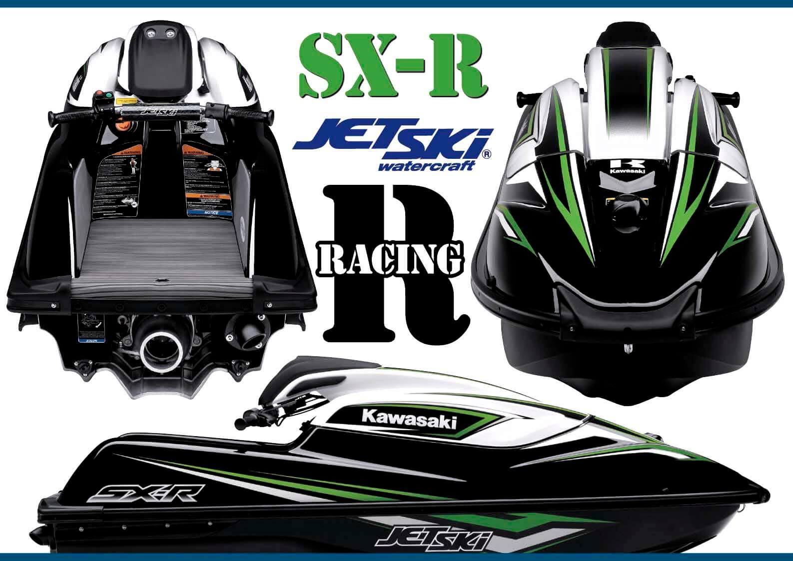 SX-R  最初に手に入れるべきものは、完璧なライディングイメージ! ジェットスキー(水上バイク)