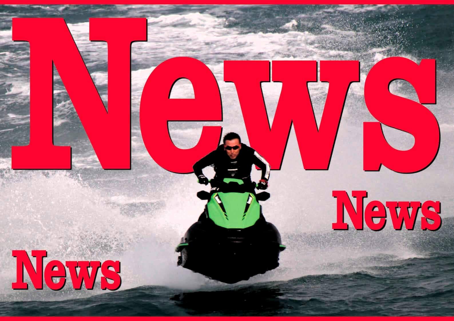 一体、何なんだ! 何にも起こっていないのに「水上バイク 危険行為が横行、取締りを強化」という記事がニュースに…! ジェットスキー(水上バイク)