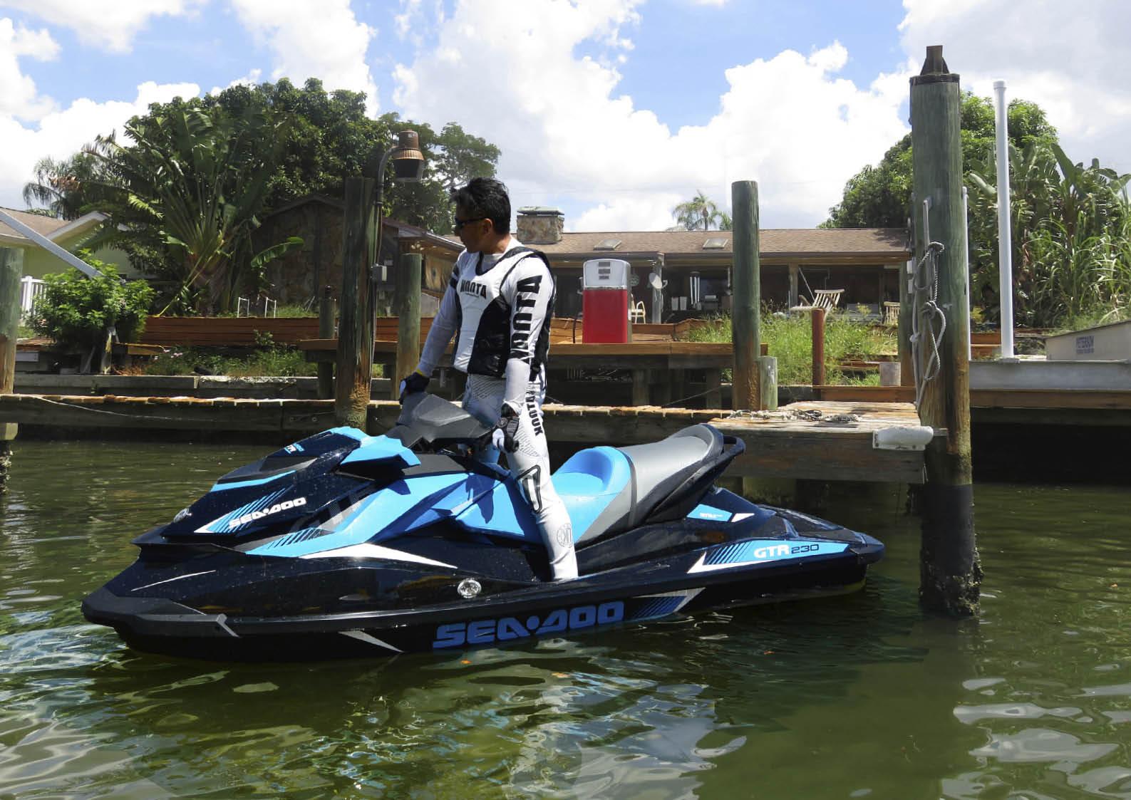 ガソリンの基本知識 (ジェットスキー)水上バイク