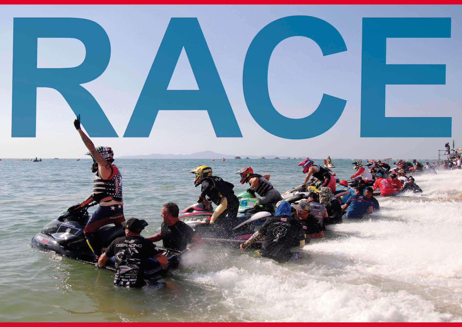 【国際レース】「JETSKI WORLD Cup &JETSKI WORLD Series 2020-2021」の開催日程が、再度、変更になりました ジェットスキー(水上バイク)