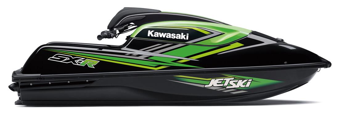 カワサキ・ジェットスキー「JS SX-R」